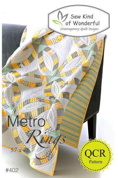 Sew Kind of Wonderful -Metro Rings