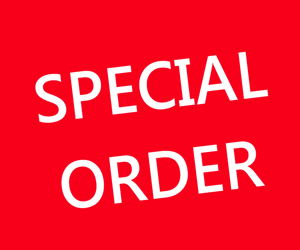 Special Order - What would you like from Checker Distributors??