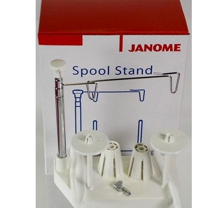 Janome Spool Stand for 2 Threads #859429005