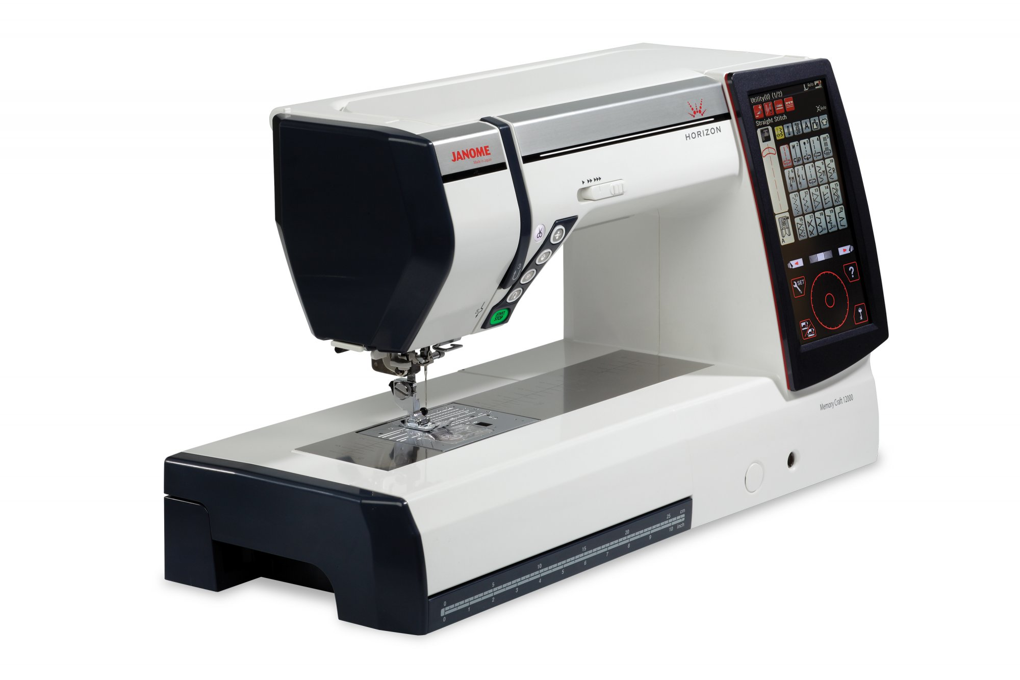 PRE-OWNED Janome Horizon Memory Craft 12000