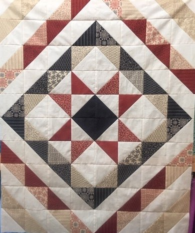 Starring Role Quilt / Wall Hanging Pattern