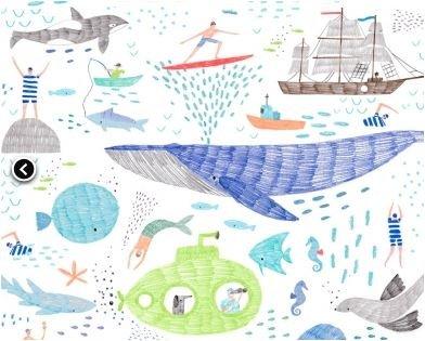 Dear Stella 940 Life of Porpoise