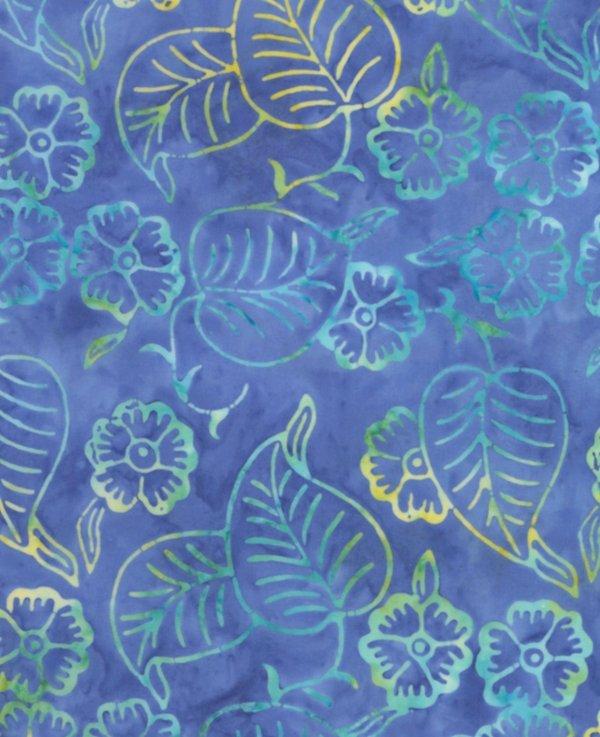 Timeless Treasures Tonga Batik B6826 Pool - Tiki