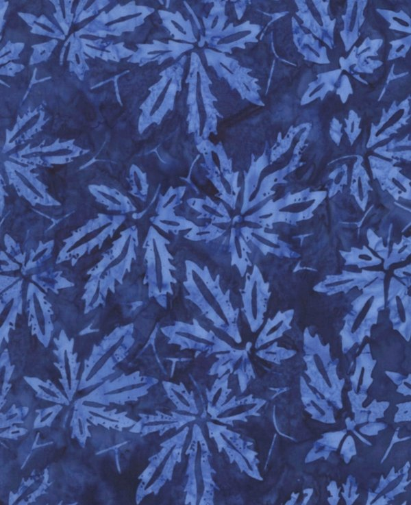 Timeless Treasures Tonga Batik B6926 Coast - Forest Leaves