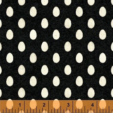 Windham Fabrics The Hen House 42911-3 Eggs