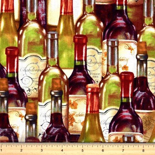 Wilmington Prints Wine Bottle 1810-42347-276
