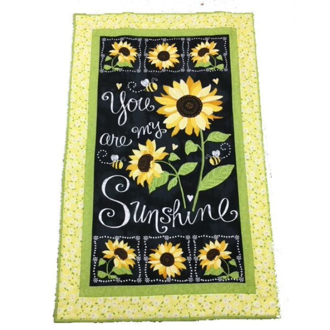 Quilt for Sale: You Are My Sunshine