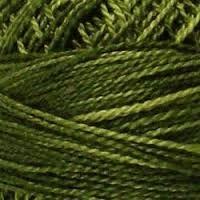 Valdani - Withered Green - Heirloom Collection Size 8 Valdani