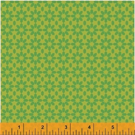UPPERCASE 41824-7 Lime  Ice Floral
