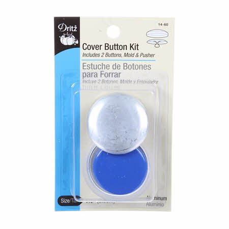 Button Cover Kit 1 1/2in