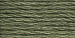 Six Strand Floss Beaver Grey 645