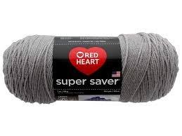 Red Heart Dusty Grey
