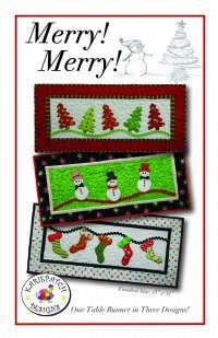 Merry! Merry! by Karie Patch Designs