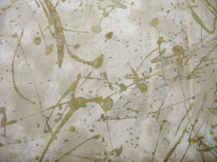 Expressions - Gold Splatter