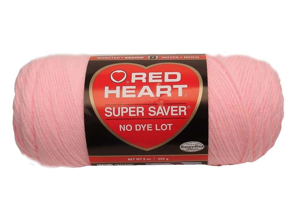 Red Heart Super Saver Petal Pink