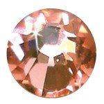 Crystals Hot Fix - Pink 4mm 16ct