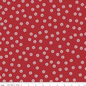 Sew Cherry 2- Daisy Red