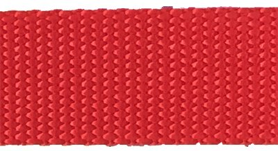 Webbing Cotton 1 Red