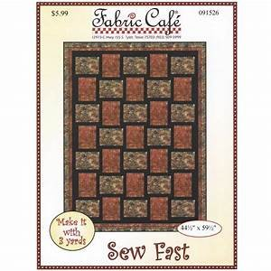 Fabric Cafe Sew Fast