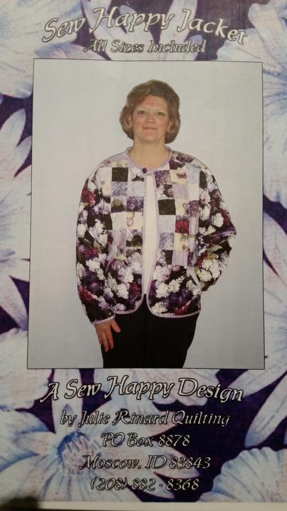 Sew Happy Jacket