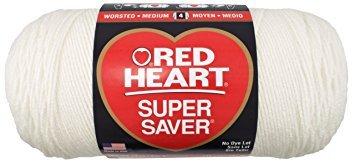 Red Heart Super Saver - Soft White
