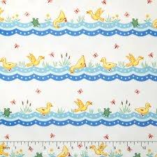 Animal Quackers Duck Stripe