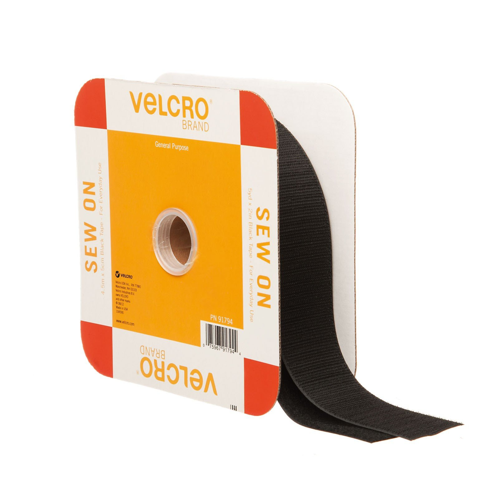 Velcro Industrial Tape 2 wide - Sew On