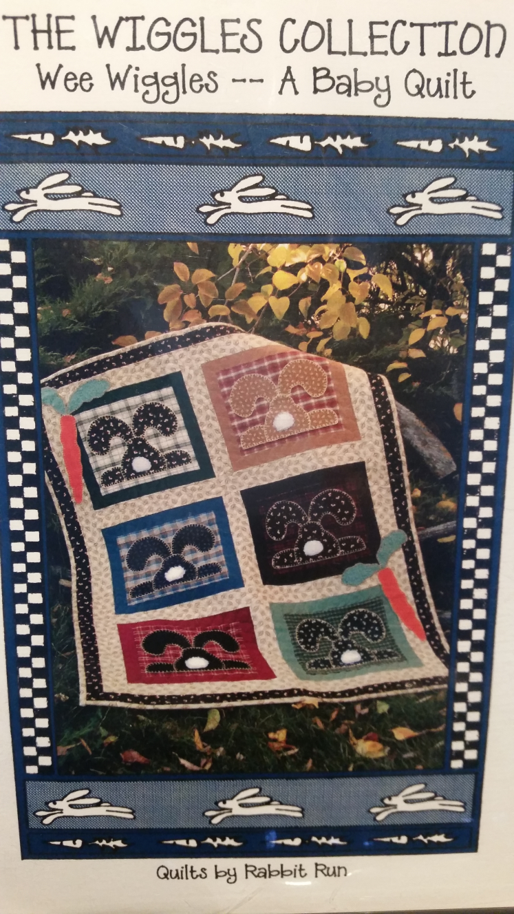 Wee Wiggles--A Baby Quilt
