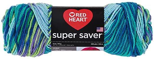 Red Heart Super Saver- Wildflower