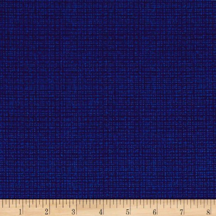Q - Color Weave - Colbalt Blue 57 - Contempo