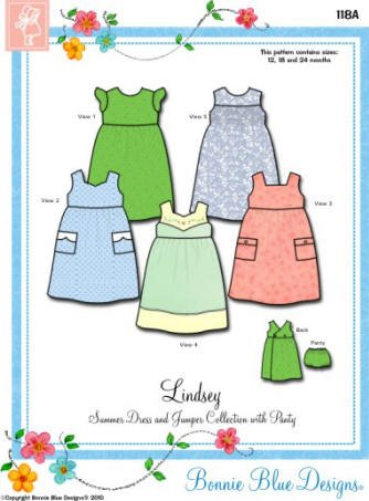Bonnie Blue Designs Lindsey