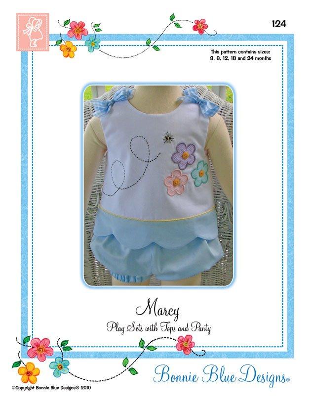 Bonnie Blue Designs Marcy #124