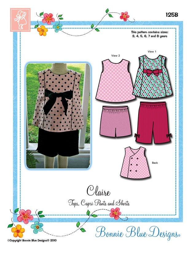 Bonnie Blue Designs Claire 125B