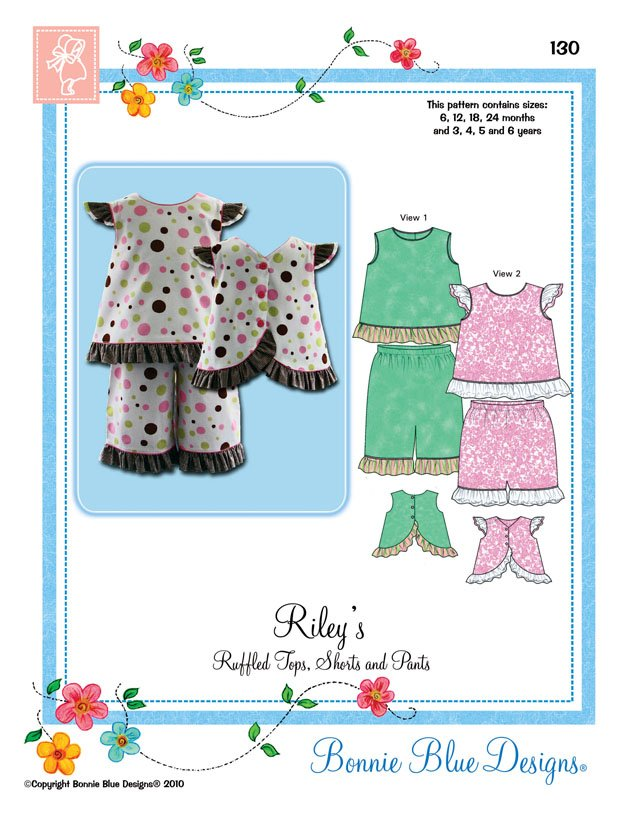 Bonnie Blue Designs Riley's
