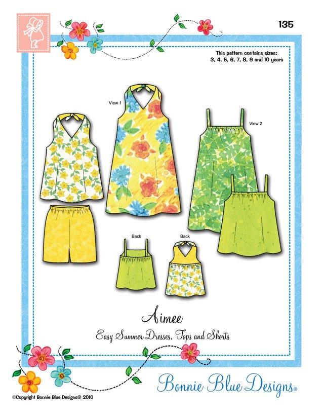 Bonnie Blue Designs Aimee