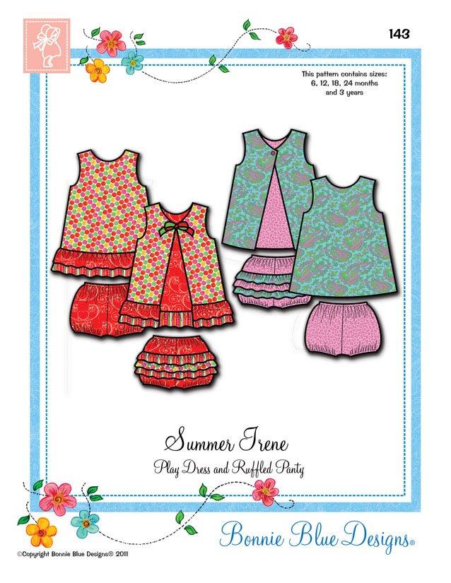 Bonnie Blue Designs Summer Irene