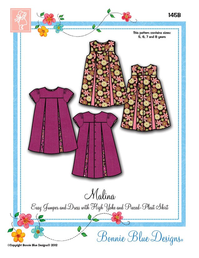 Bonnie Blue Designs Malina145B