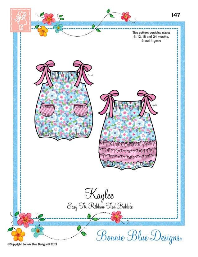 Bonnie Blue Designs Kaylee #147