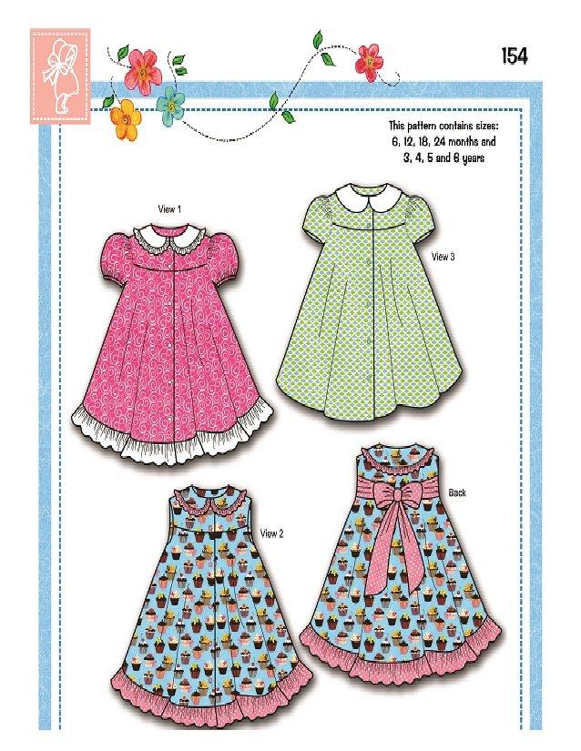 Bonnie Blue Designs Jane Ellen #154