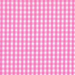 Fabric Finders 1/16 Gingham Hot Pink