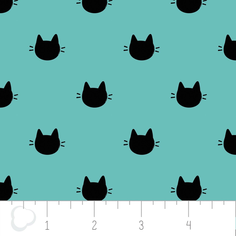 Camelot Fabrics - Meow Kitty Dots678361595871