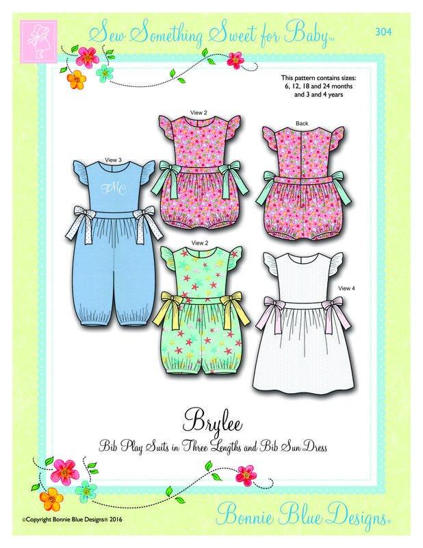 Bonnie Blue Designs Brylee
