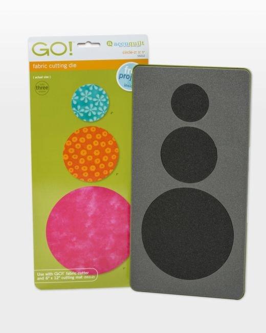GO! Circle-2, 3, 5