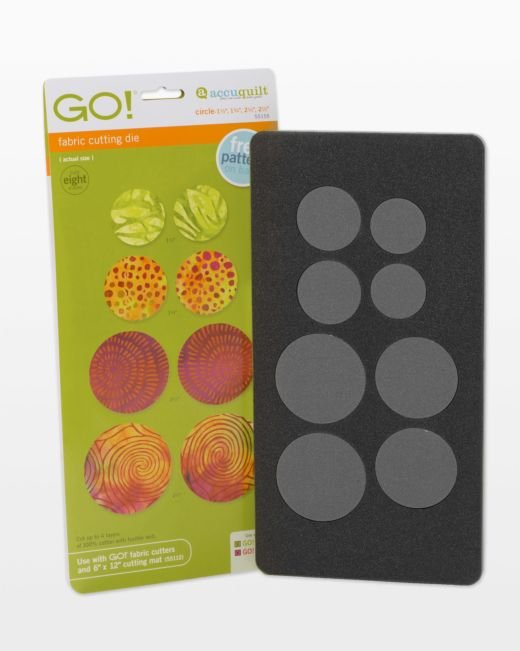 GO! Circle-1 1/2, 1 3/4, 2 1/4, 2 1/2