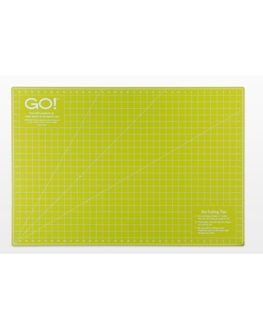 GO! Rotary Cutting Mat-24 x 36 Double Sided