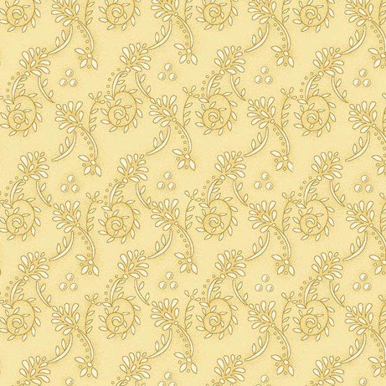 Q - Henry Glass & Co - Butter Churn Yellow