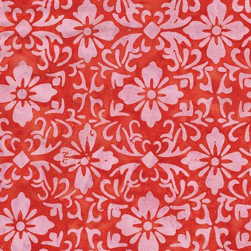 Q - Bali Batiks - 15 Fleur D' Amour - Adore