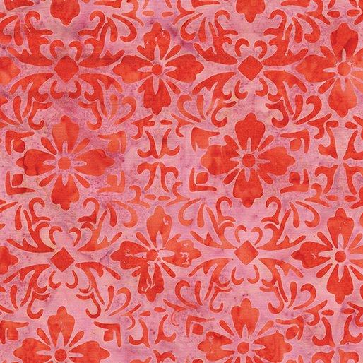 Q - Bali Batiks - 22 Fleur D' Amour - Romance