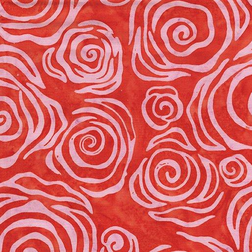 Q - Bali Batiks - 15 Rose - Adore