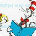 RK ADE-72586-1 Cat in the Hat White
